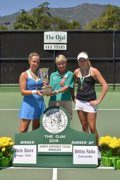 womens independent college singles