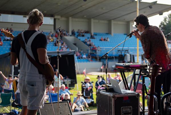 OK Charlie | Royal Athletic Park | Victoria BC