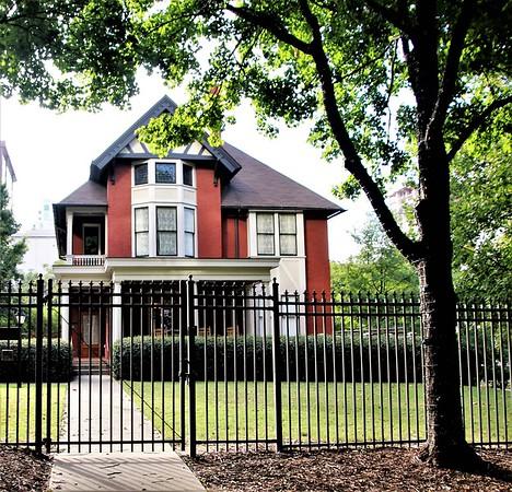 MARGARET MITCHELL HOUSE, ATLANTA