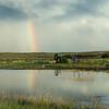 July 2017 - Roadside Rainbow No. 2