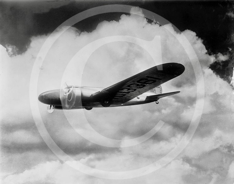 Commercial aircraft 1945