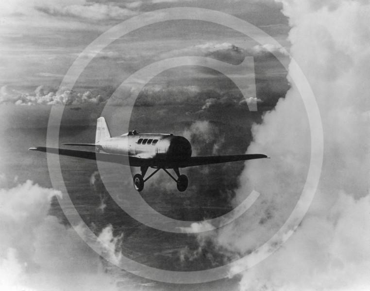 Northrop Alpha, May 18 1931.