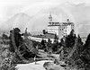 Schloss Ambras near Innsbruck, Austria 1870