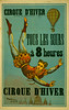French Circus Poster - Cirque d'hiver 1880.