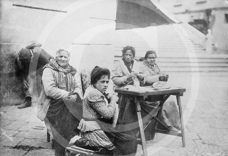 Amalfi, Italy 1910