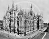 Cathedral, Milan 1900