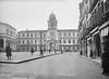 Piazza Unità d'Italia, Padua, Italy 1917.