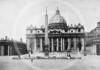 St Peter's Basilica, Vatican City 1916