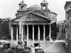 The Pantheon, Rome 1870.