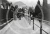 Railway station, Menaggio, Italy 1902