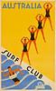 Australia Travel Poster 1936