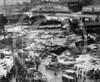 Molasses tanker explosion, Boston, Massachusetts 1919.