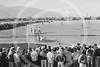 Baseball game, Manzanar Japanese Relocation Centre, California 1943