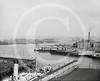 View of Boston from Charlestown, Boston, Massachusetts. 1900