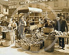 Vegetable Market, Indianapolis 1908