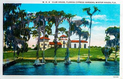 Club House Florida Cypress Gardens