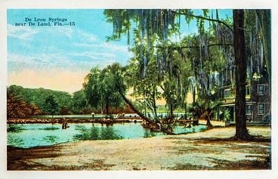 De Leon Springs near De Land