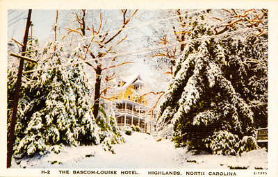 Bascom-Louise Hotel Winter