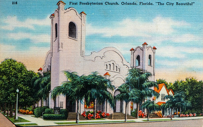 First Presbyterian Church, Orlando