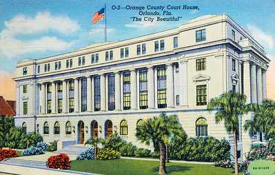 Orange County Court House