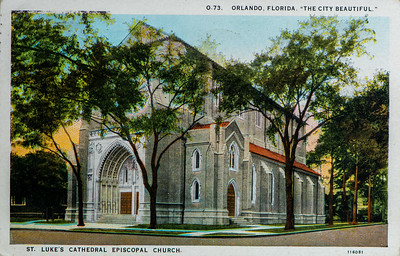 ST Luke's Cathedral Episcopal Church