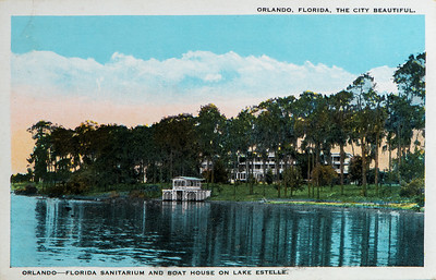 Florida Sanitarium and Boat House