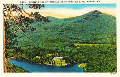 Fairfield Inn and Lake