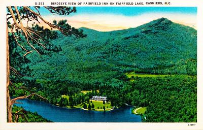Fairfield Inn on Fairfield Lake