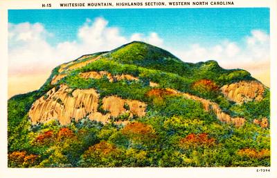Whiteside Mountain Highlands