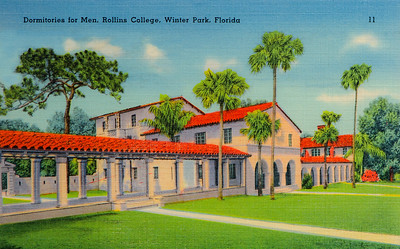 Dormitories for Men, Rollins College