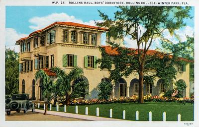 Rollins Hall, Boy's Dormitory