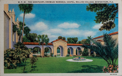 Knowles Memoria Chapel Sanctuary