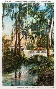 Virginia Osceola Canal, Winter Park