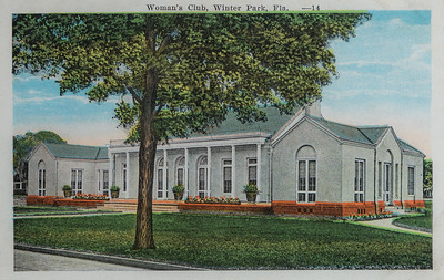 Women's Club, Winter Park