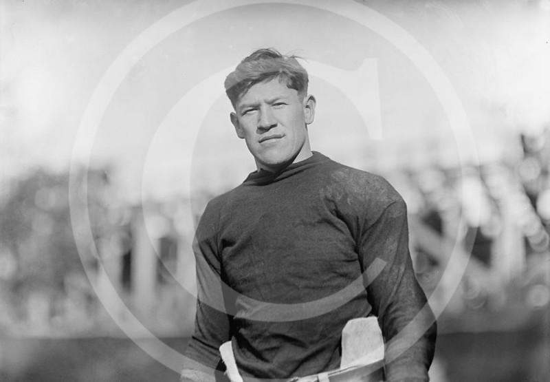 Jim Thorpe, Canton Bulldogs, Ohio 1915