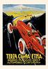 Auto Club Catania Terza Coppa Etna 1927.