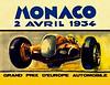 Monaco Grand Prix 1934.