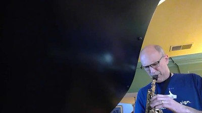 Sax in the Piano with Bret Crawford
