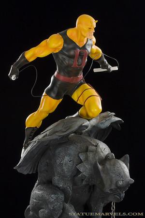 Bowen Designs Daredevil Origin Statue