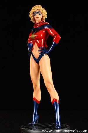 Bowen Designs Ms Marvel Statue
