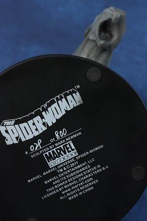 Bowen Designs Spider-Woman Statue