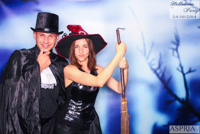 Aspria Halloween HappyPhotoBox 400