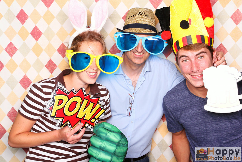 Proclamation polytech ULB ingénieur photo booth