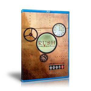RUSH DVDs and Blu-Ray