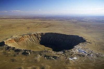 Barringer Meteorite Crater