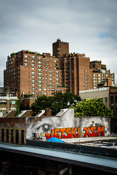 The High Line, West Village
