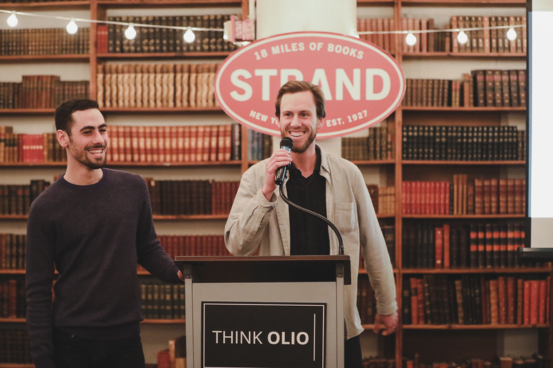 Think Olio Founders