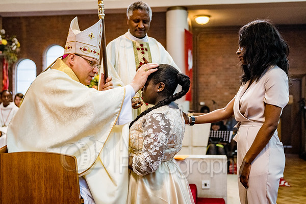 Confirmation Mass and Celebration 2016