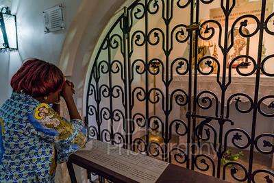 Relics of St Anthony. Lisbon, Portugal.
