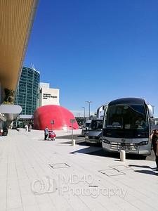 Lisbon Airport.